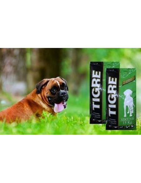 Tigre Perro Adulto x 15 kg
