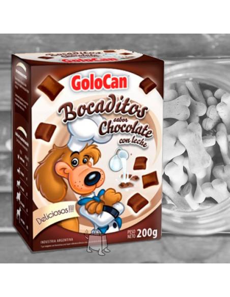 Golocan Bombon Chocolate con Leche