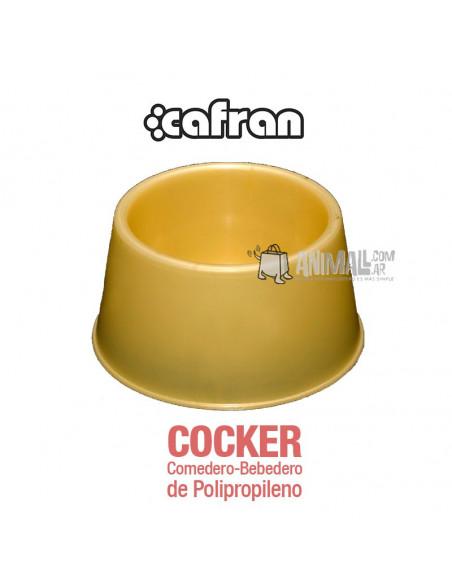Comedero Cocker