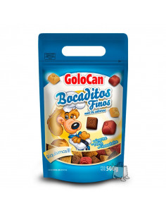 Golocan Bombon Carne, Pollo Y Chocolate x 200gr