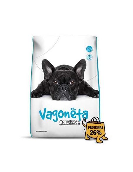 Vagoneta perro adulto carne y cereal x 20 kg