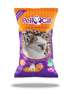 Pell Cat pellet de pino para gatos x 3.7 kg