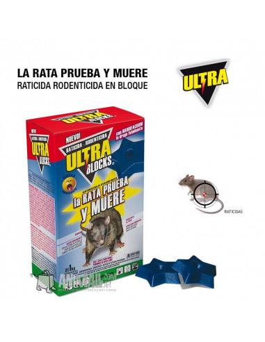 Ultra Plus Raticida 1 1 kg