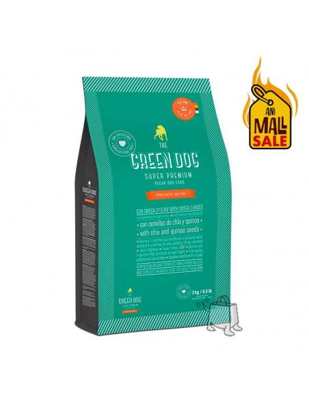 The Green Dog Adulto Mg x 10Kg