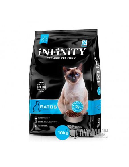 Infinity Gato x 10 kg