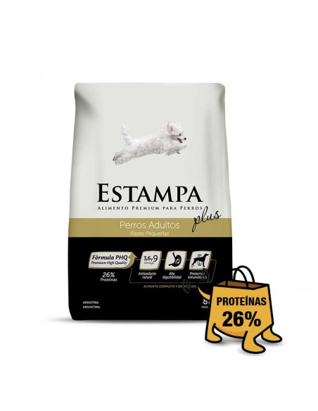 Estampa Plus Adulto x 20 kg