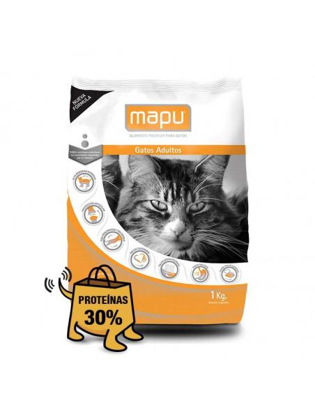 Mapu-Gato-Adulto-Premium x 7.5 kg