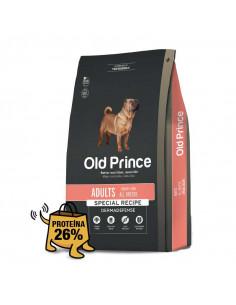 Old Prince Alimento Perros Adultos Cordero y Arroz Premium x 15 kg