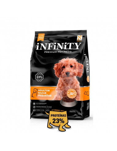 Infinity Perro Adulto Razas Pequeñas x 8 kg