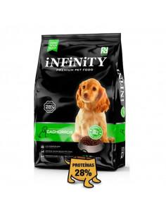 Infinity Perro Cachorro x 10 kg