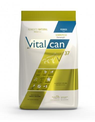 Vital Can V37 Sobrepeso x 15 Kg.