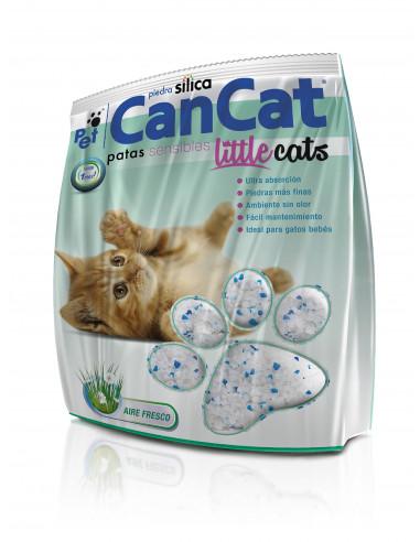 Piedra Silica Little Cats Aire Fresco