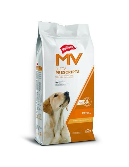 MV Perro Adulto Renal alimento balanceado dietas prescriptas