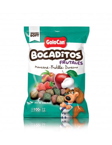 Golocan Bocadito Frutal