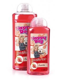 Happy dog shampoo frutilla x 500 cc