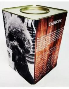 Caniche Lata Contenedora Alimento Balanceado Gold x 7.5 kg
