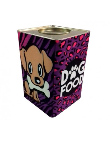 Lata Vintage Dog Violeta x 7.5 kg