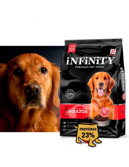 Infinity Perro Adulto x 21 kg