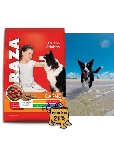 Raza perros carne x 1,5 kg