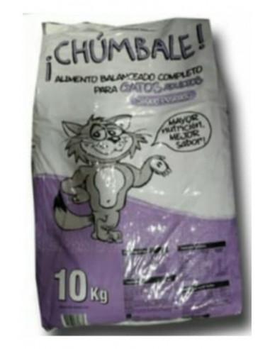 Chumbale Gato x 10 kg