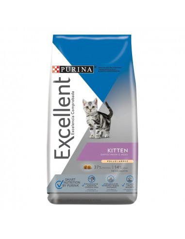 Excellent Cat Kitten x 7,5 kg