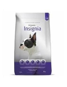 Estampa Insignia Perro adulto Raza Pequeña x 8 kg