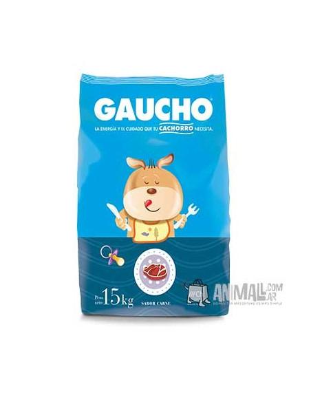 Gaucho perros cachorros x 25kg