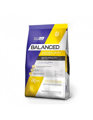 Balanced Gatos Control PH x 7,5 kg