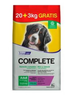 Complete Adultos Razas Medianas x 20 kg