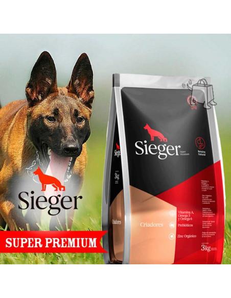 Sieger Criadores Super Premium  x 20 kg