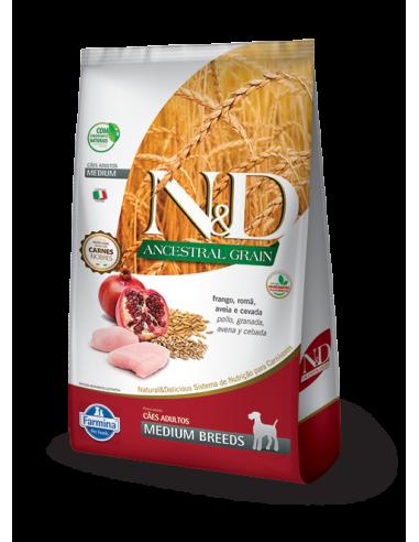 N&D ANCESTRAL GRAIN CANINE ADULT MAXI...