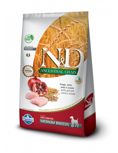 N&D ANCESTRAL GRAIN CANINE ADULT...