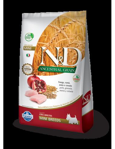 N&D ANCESTRAL GRAIN CANINE ADULT MINI...