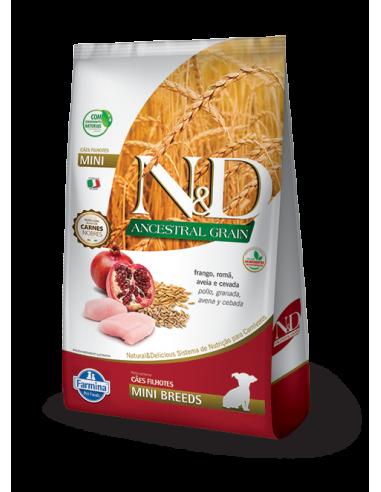 N&D ANCESTRAL GRAIN CANINE PUPPY MINI...