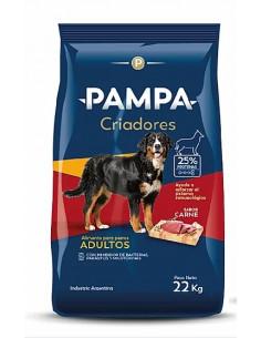 Pampa Criadores Perros Adultos x 22 kg