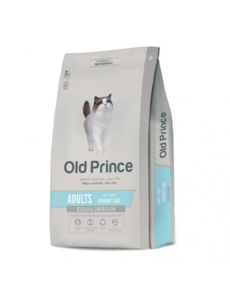 Old Prince Gatos Adultos Urinary x 7.5 kg