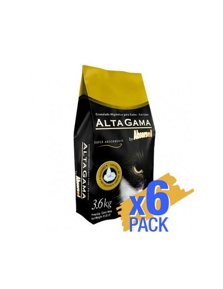 Pack Piedras Alta Gama Negra 6 unidades x 3.6kg