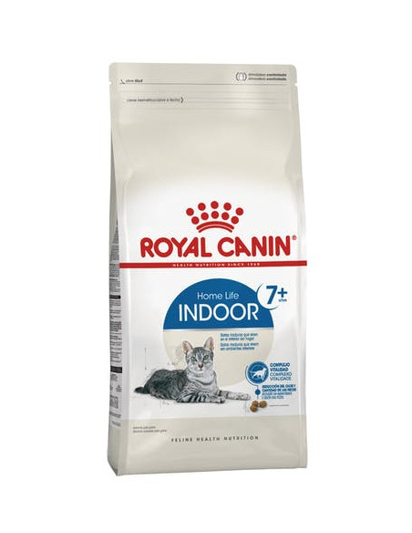 Royal Canin Indoor 7+ Gatos x 7.5 kg