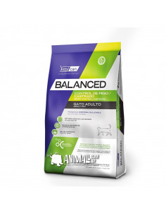 Balanced Gato Control de Peso/Castrado x 7,5kg.