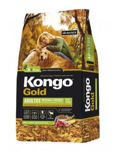 Kongo Gold Perro Adulto x 15 kg