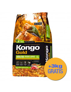 Kongo Gold Adultos Medianos...