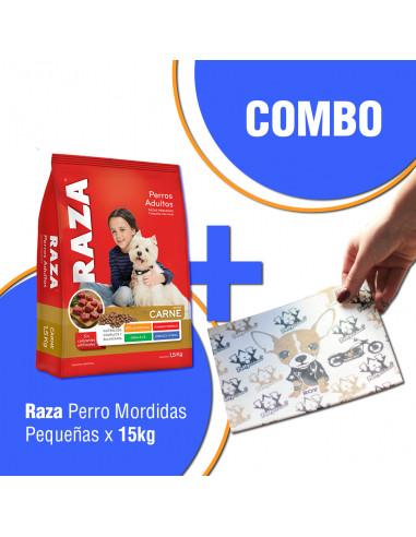 Raza Mordida Pequeña + Petty Clean de...