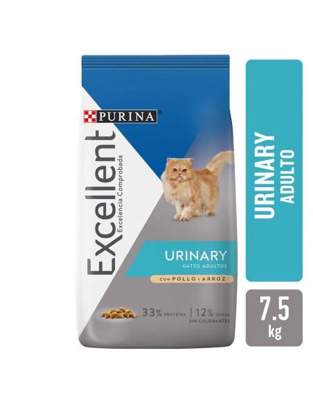 Excellent Cat urinary x 7,5 kg