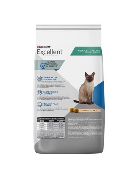 Excellent Cat Reduced Calorie x 7,5 kg