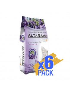 Pack 6 unid x 2 kg Piedritas Alta Gama perfumada Lavanda
