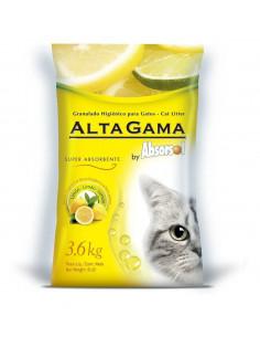 Alta Gama Limón Piedra Sanitaria x 4 kg
