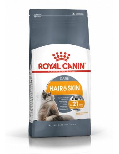 Royal Canin Cat Hair Skin 33 x 2 kg