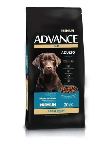 Advance Perros Adultos Premium x 20 kg