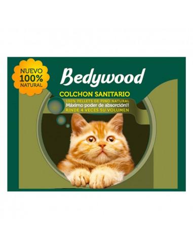 Bedywood Colchon Sanitario Pellet de Pino x 15Kg