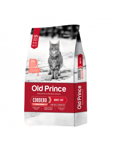 Old Prince Proteínas Noveles Adult Cat x 3 kg
